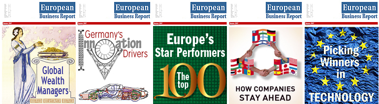 European Business Report Special Features